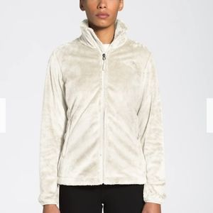The North Face Osito Cream Zip Jacket
